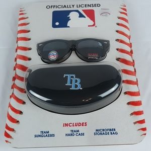 🌞🕶NWT Tampa Bay Rays MLB Sunglass Set